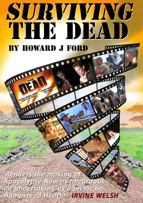 Surviving The Dead Book Cover